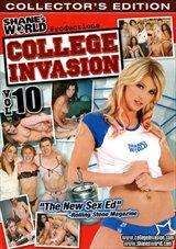 Shane's World:  College Invasion 10