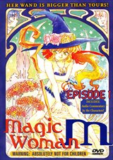 Magic Woman M:  Episode 1