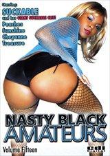 Nasty Black Amateurs 15