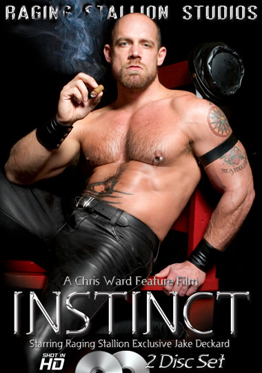 Instinct Cover Front