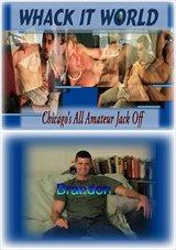 Chicago's All Amateur Jack Off:  Brandon