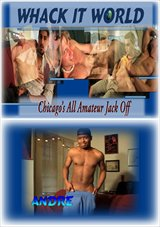 Chicago's All Amateur Jack Off:  Andre