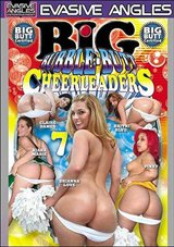 Big Bubble-Butt Cheerleaders 7