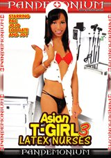 Asian T-Girl Latex Nurses 3