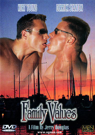 Family Values Cover Front