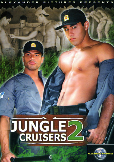 Jungle Cruisers 2 Cover Front