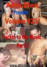 AtticMen 231: Fuckin' To The Music 2