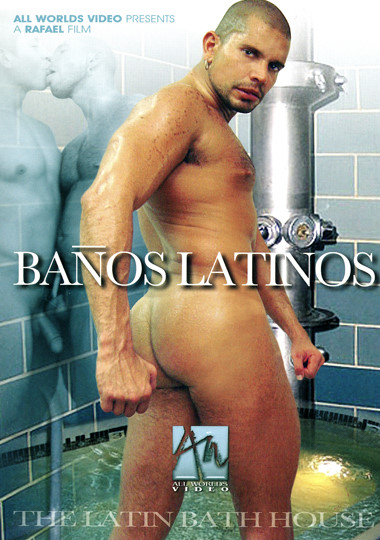 Banos Latinos The Latin Bathhouse Cover Front