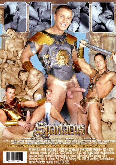 Empire of Caesar 3 Spartacus Cover Back