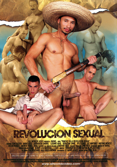 Revolucion Sexual Cover Front
