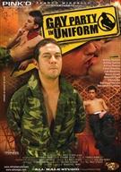 Gay Party In Uniform