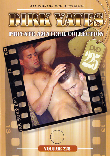 Dirk Yates Private Amateur Collection 225 Cover Front