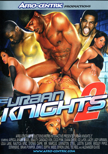 Urban Knights 2 cover