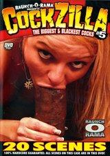 Cockzilla 5: The Biggest 6 Blackest Cocks