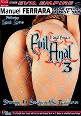Evil Anal 3