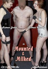 Mounted And Milked