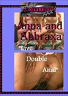 Anna And Abbraxa: Live Double Anal