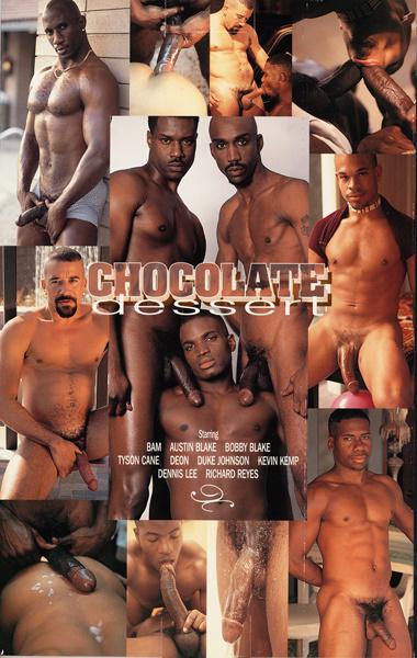 Chocolate Dessert Cover