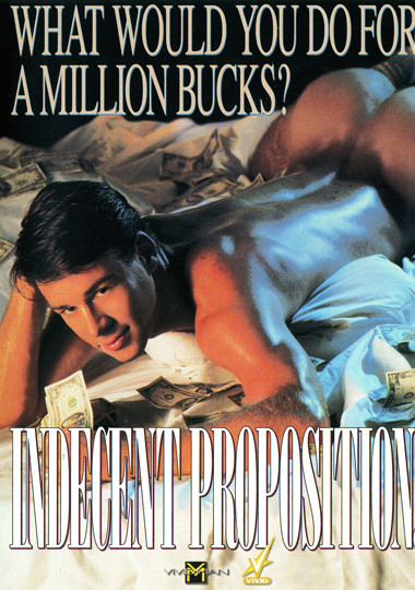 Indecent Proposition Cover Front