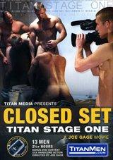Closed Set Titan Stage One