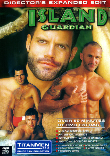 Island Guardian Cover Front