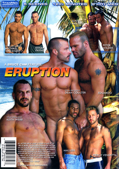 Eruption Cover Front