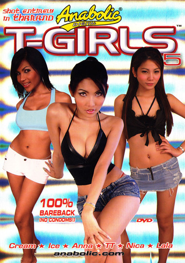 T-Girls 5 cover
