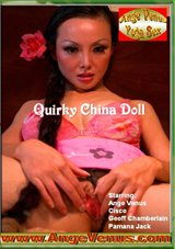 Quirky China Doll