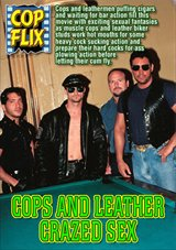 Cops And Leather Crazed Sex