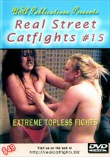 Real Street Catfights 15