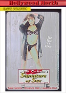 Signature Of Sex: Asia Carrera's -Soft-