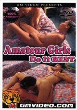 Amateur Girls Do It Best