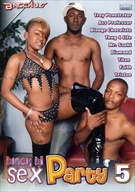 Black Bi Sex Party 5