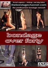 Bondage Over 40