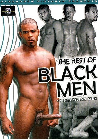 The Best of Black Men 1 Cover Front