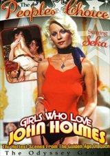 Girls Who Love John Holmes