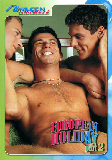 European Holiday 2 Cover Front