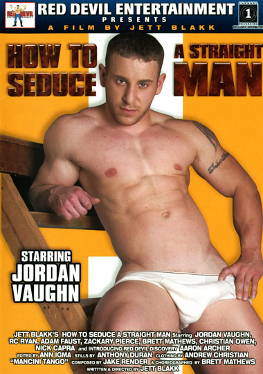 How to Seduce a Straight Man Cover Front