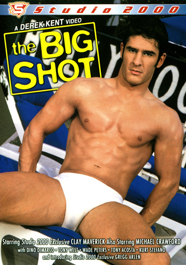 The Big Shot Cover Front