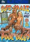 She-Male Pool Orgy