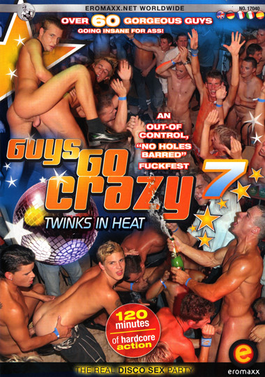 Guys Go Crazy 7 Cover Front