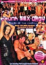Drunk Sex Orgy: Cream Of The Crotch