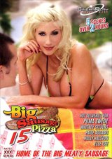 Big Sausage Pizza 15