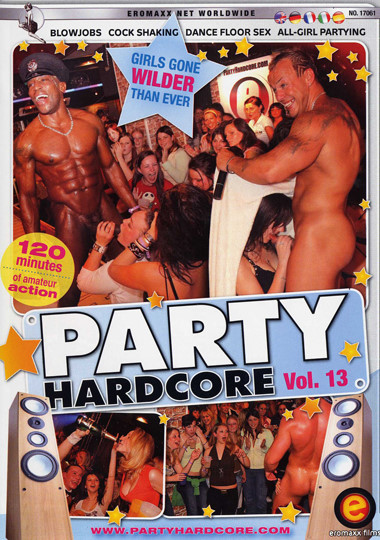 Party Hardcore 13 cover