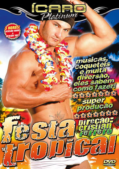 Festa Tropical Cover Front