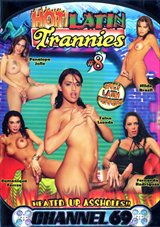 Hot Latin Trannies 8