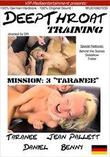 Deepthroat Training Mission 3: Taranee