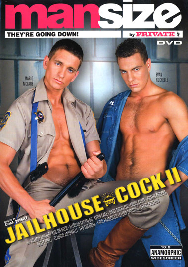 Mansize 6 Jailhouse Cock 2 Cover Front