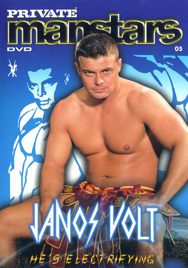 Private Manstars 5 Janos Volt Hes Electrifying Cover Front