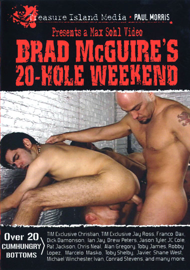 Brad McGuire's 20-Hole Weekend cover